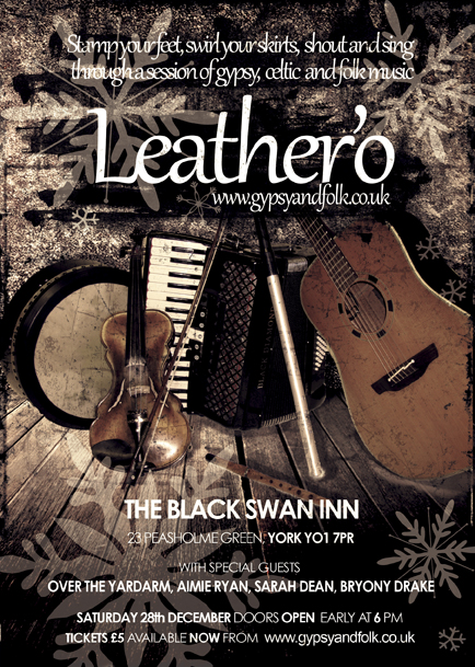 Leather'o The Black Swan poster-EMAIL