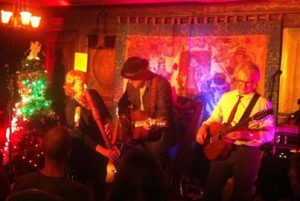 Over The Yard Arm at The Black Swan Dec 2013