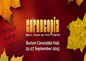 Cornucopia festival logo