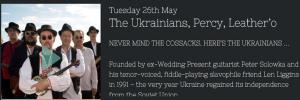 Ukrainians 26 May