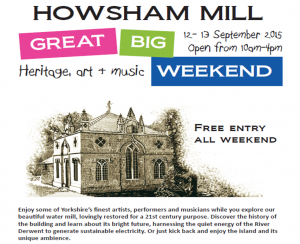 Howsham Mill Flyer