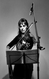 violin3B&W
